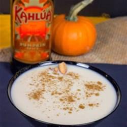 Pumpkin Spice Latte Martini Recipe