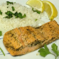Poached Salmon In The Microwave Recipe