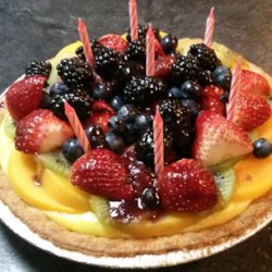Fruity Tart Recipe