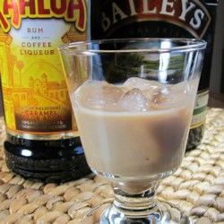Coffee and Cream Cocktail Recipe