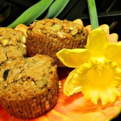 Delicious Vegan Spelt Muffins Recipe