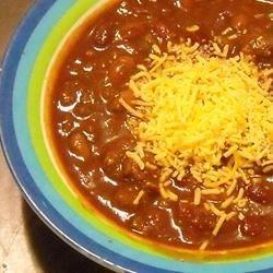 Chili I Recipe