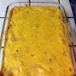 Tortilla Chip Casserole Recipe