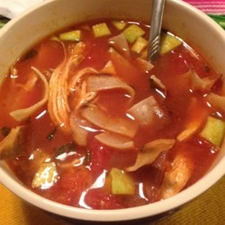 Chicken Tortilla Soup II Recipe