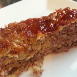 Easy Venison Meatloaf