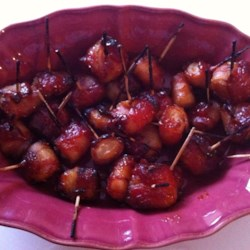 Bacon Wrapped Water Chestnuts II Recipe