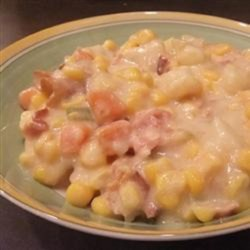 Corn Chowder Canadian Style Recipe