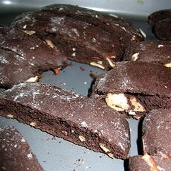 Mocha Biscotti Recipe