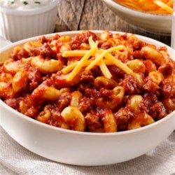 Photo of RAGÚ® Family Favorite Chili Mac by RAGÚ®