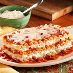 Photo of RAGÚ® No Boiling Lasagna by RAGÚ®