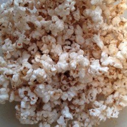 Healthy Popcorn Treat