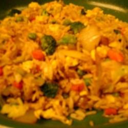 Cat's Fried Rice