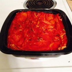 Vegan Lasagna II Recipe