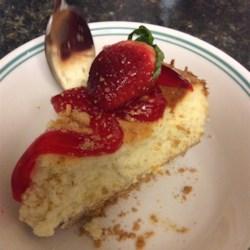 Chantal's New York Cheesecake photo by Sara - Allrecipes.com - 1095341