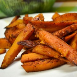 Jan's Chipotle Roasted Sweet Potatoes Recipe