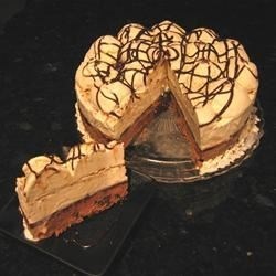Amaretto Cookie variation to CCC Ice Cream Cake