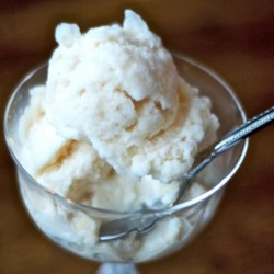 Easy Snow Ice Cream |