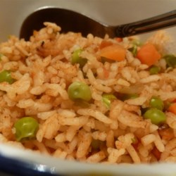 Elena's Yellow Rice Recipe