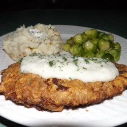 Southern Chicken Fried Steak Recipe