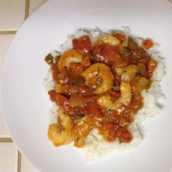 Shrimp Creole III Recipe