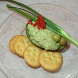 Avocado and Pilchard Pate Recipe