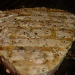 Easy Grilled Tuna Recipe