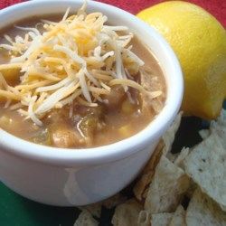 Chile Chicken Chili Recipe