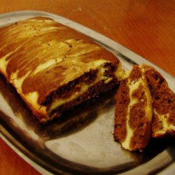 Pumpkin Cheese Bread II Recipe