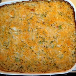 Mamaw's Chicken and Rice Casserole Recipe