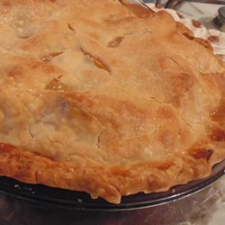 Captain Jack's Peach Pie Recipe