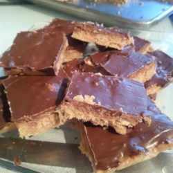 Special Cereal Bars II Recipe