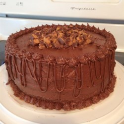 Peanut Butter Cake VI Recipe