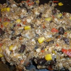 What I Did With Quinoa Recipe