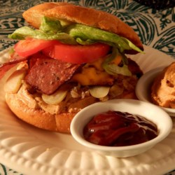 Authentic Elvis Burgers Recipe