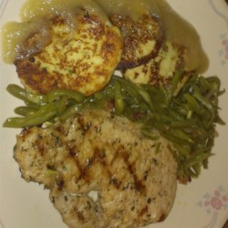 Succulent Pork Chops Recipe