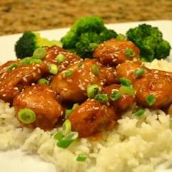 Perfect Sesame Chicken