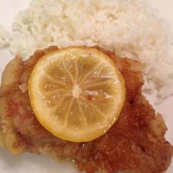 Lemon Chicken III Recipe