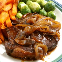 Slow Cooker BBQ Pork Chops Recipe