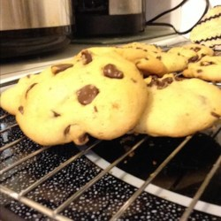 Tiffany's Chocolate Chip Cookies