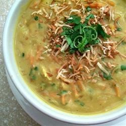 Photo of Vegan Red Lentil Soup by LABELLECHEF