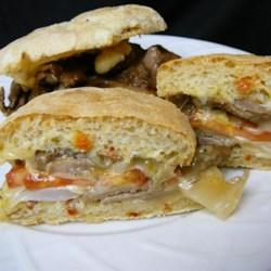 Ultimate Steak Sandwich Recipe