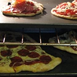 The Best Pizza Crust