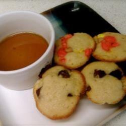 Jeweled Pancake Muffins - Puffins Recipe
