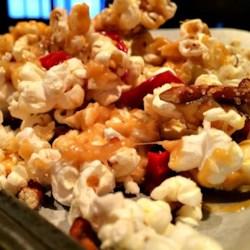 Lovely Lisa's Sweet and Salty Caramel Popcorn Recipe