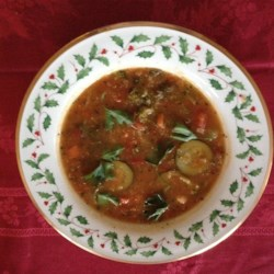 Quinoa and Vegetable Soup Recipe
