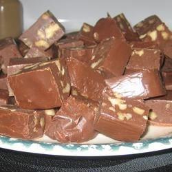 One Bowl Chocolate Fudge