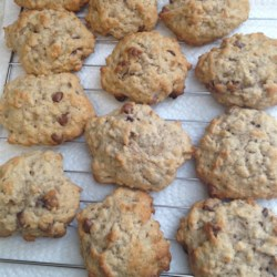 Banana Oatmeal Cookies I Recipe