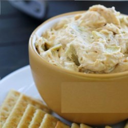 Chicken Artichoke Dip Recipe