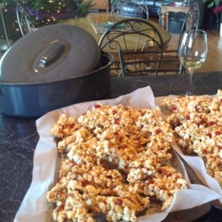 Lovely Lisa's Sweet and Salty Caramel Popcorn Recipe