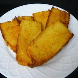 Cornbread Biscotti